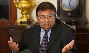 Musharraf calls himself 'greatest supporter of LeT'