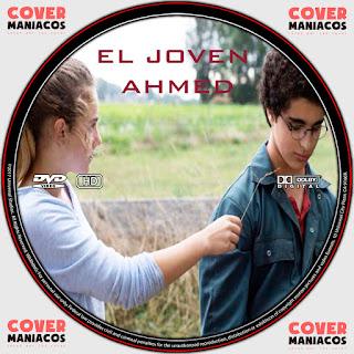 GALLETA LABEL EL JOVEN AHMED 2019[COVER DVD]