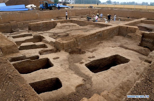 Family tomb of ancient bronzeware artisans identified in Central China