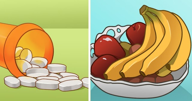 Common foods and medications that are dangerous to mix