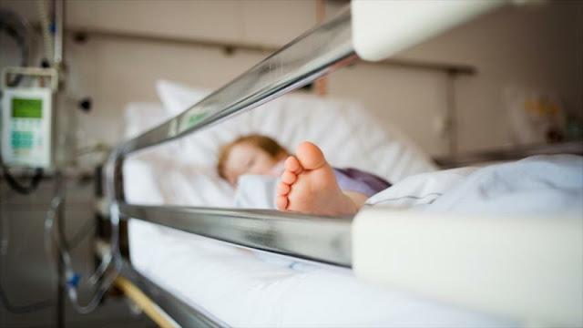 Un niño perdió la piel tras recibir una dosis de un antiepiléptico cuatro veces superior.