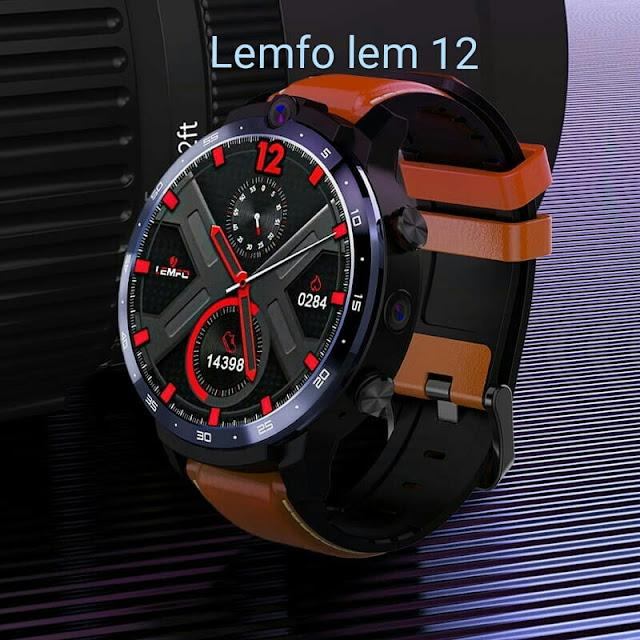 ساعة ليمفو ليم 12
