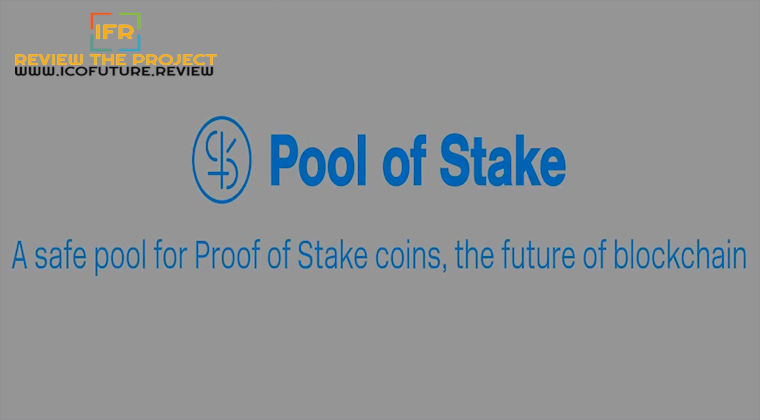 Pool of Stake - Safe Pool For Proof of Stake Coin