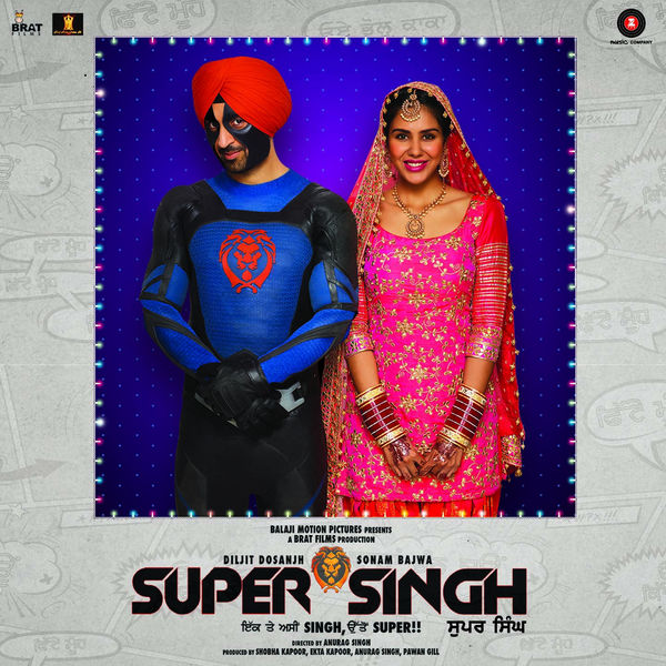 Download Ost. Super Singh 2017 Terbaru