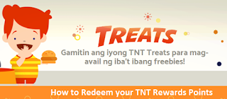 How to Redeem your TNT Rewards Points