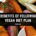 Health Benefits of Following a Raw Vegan Diet Plan