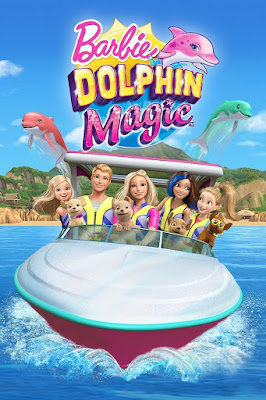 Barbie Dolphin Magic 2017 Dual Audio [Hindi-English] 720p HDRip