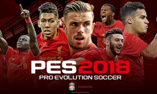 Download PES 2018 Apk Gold Edition Apk+Data For Android