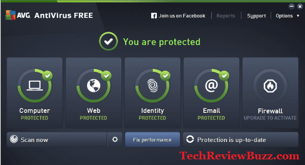 Free Antivirus Software download