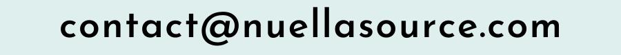 Email de contact Nuellasource