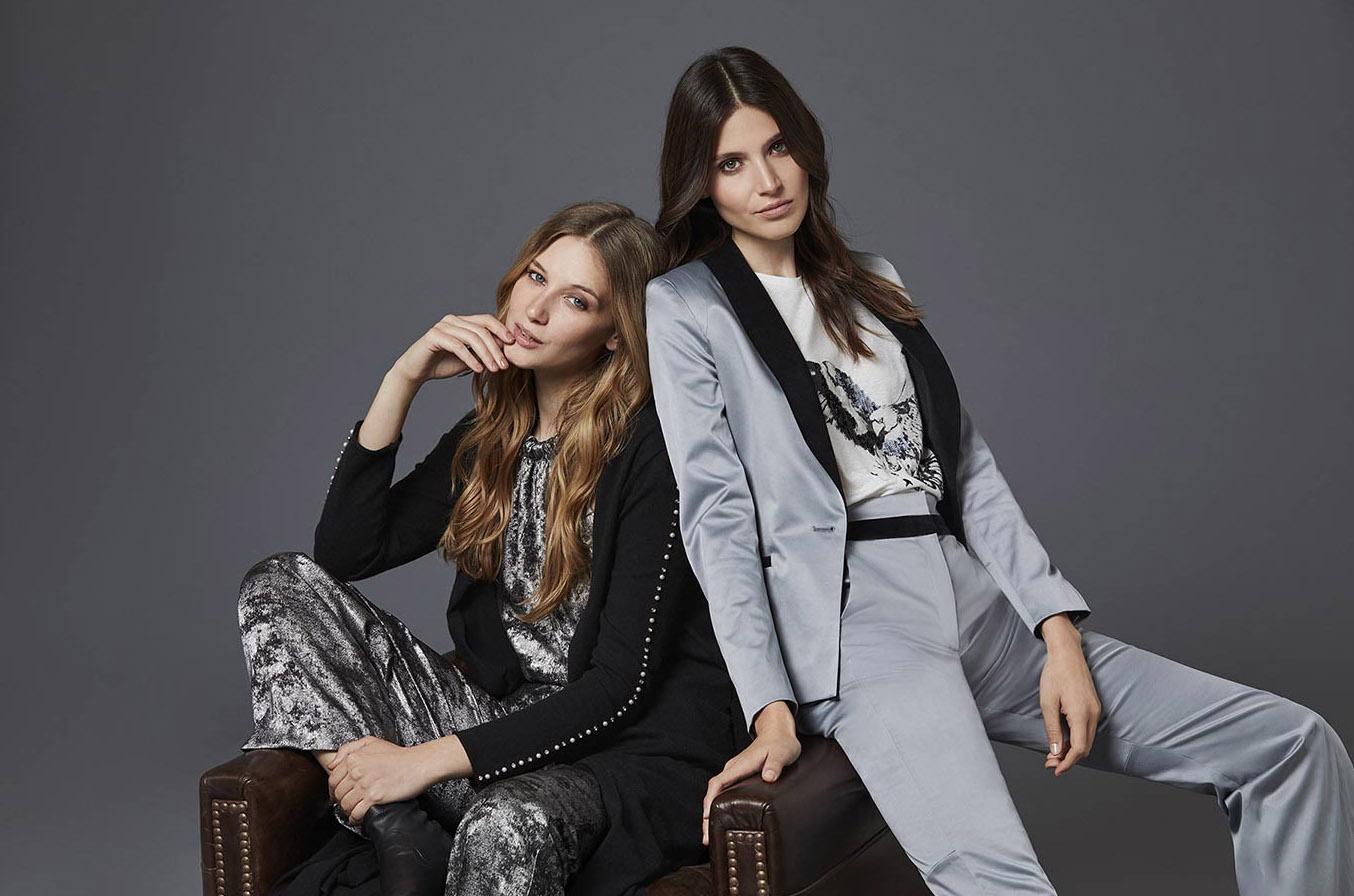 Monos, sacos y trajes de mujer invierno 2020 ropa de mujer.