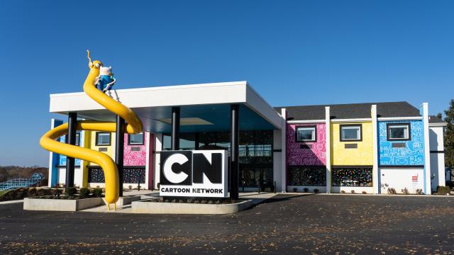 Cartoon Network Buka Hotel Di Amerika Serikat Dengan Tema Karakter Kartun
