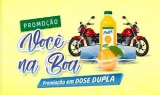 Promoção Suco Prat's