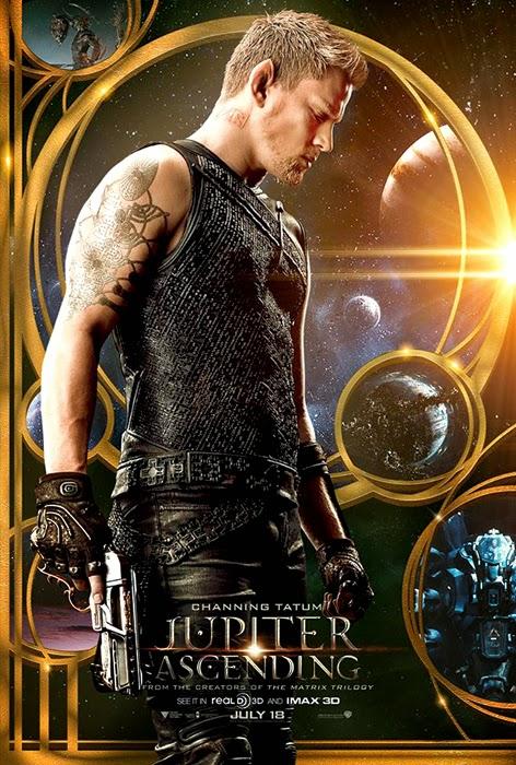Channing Tatum - Jupiter Ascending