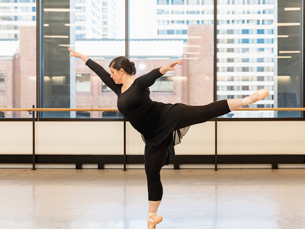 5 Things I Wish I Could Say to My Teenage Self About Ballet