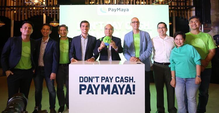 "PayMaya Launches ""Don't Pay Cash. Paymaya!"" Campaign"