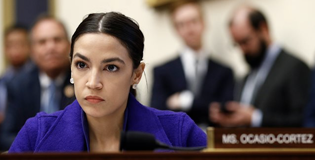 Oh, So That's Why Ocasio-Cortez's Attack On A CNN Reporter Totally Blew Up In Her Face
