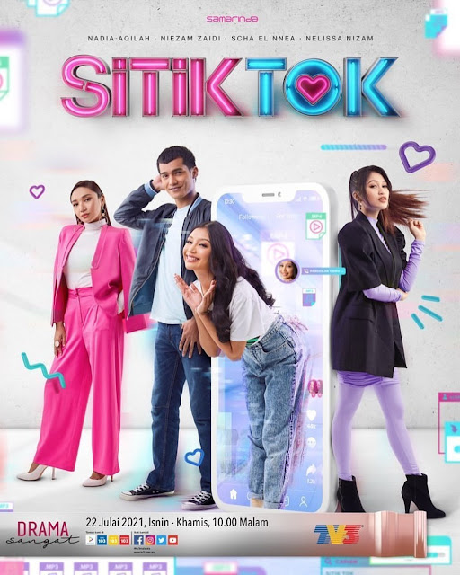 Drama Sitik Tok Di TV3 (Slot Samarinda) & WeTV Malaysia