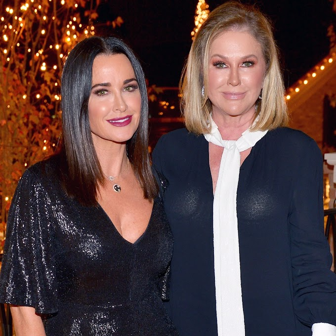 "Kyle Richards And Sister Kathy Hilton Are Reportedly Having ""A Clash Of Egos"" While Filming Season 11 Of RHOBH!"