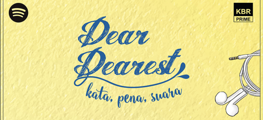Podcast Dear Dearest: Yang Old School Jadi The New Cool