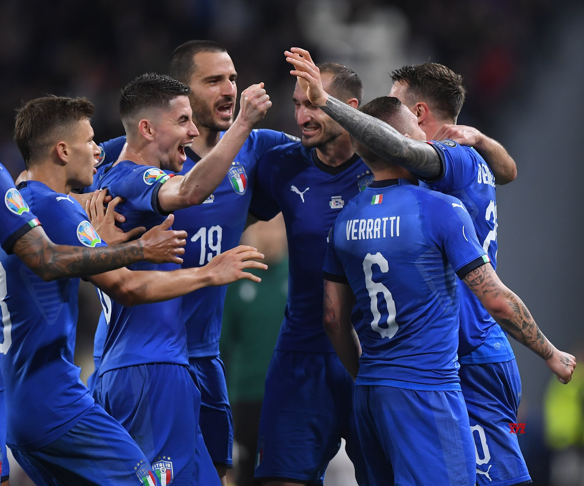 The Azzurri are getting back to their best under the tutelage of Roberto Mancini