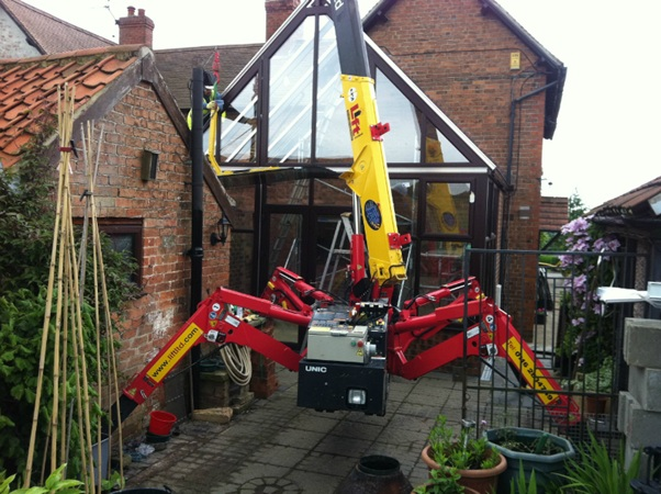 The 7 most common uses for spider cranes