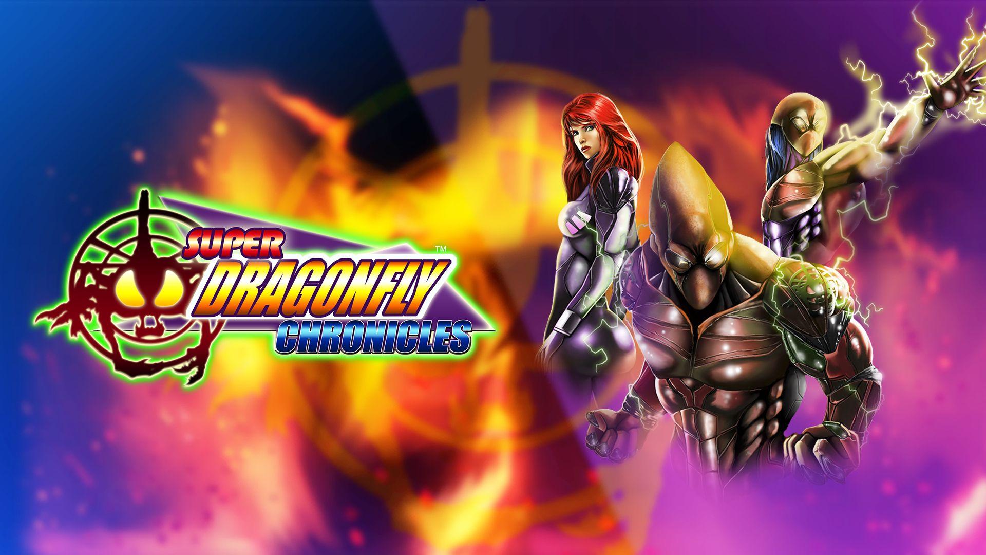 Super Dragonfly Chronicles v1.0 NSP XCI NSZ For Nintendo Switch