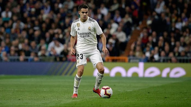 Real Madrid Pinjamkan Sergio Reguilon ke Sevilla