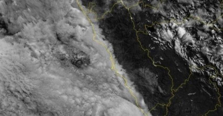 SENAMHI ALERTA: Se intensificará cobertura nubosa, sensación de frío y lloviznas en Ica, Lima y Áncash - www.senamhi.gob.pe