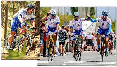 Ciclismo Aranjuez La Perico 2019