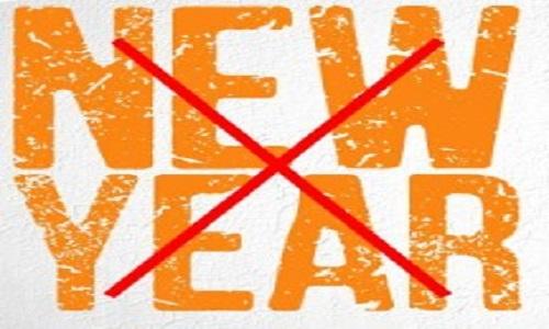 भरतपुत्र रात के अँधेरे में नव-वर्ष का स्वागत नहीं करते ...