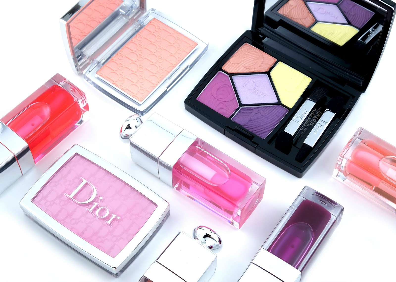 Dior | Spring 2020 Glow Vibes Collection: Review and Swatches