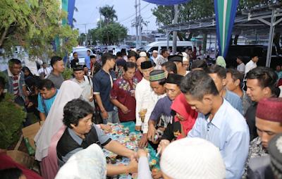 Perkuat Silaturahmi dan Konsolidasi, Ridho Adakan Buka Puasa Bersama Lintas Relawan