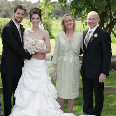 the joy of being part of your child's wedding day - www.crestingthehill.com.au