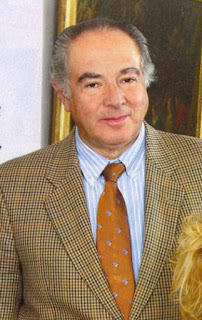 Carlo Emanuele Ruspoli became Duke of Morignano in 2003