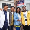 Corrie's new family The Baileys