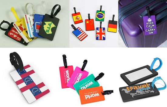 Chuyên sản xuất thẻ treo hành lý, thẻ tag vali, thẻ tag vali nhựa dẻo, name tag nhựa dẻo 0