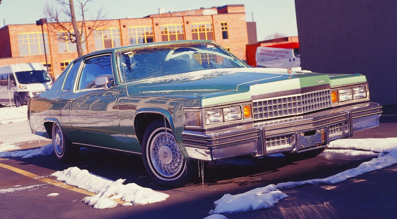 Hibernating Cadillac