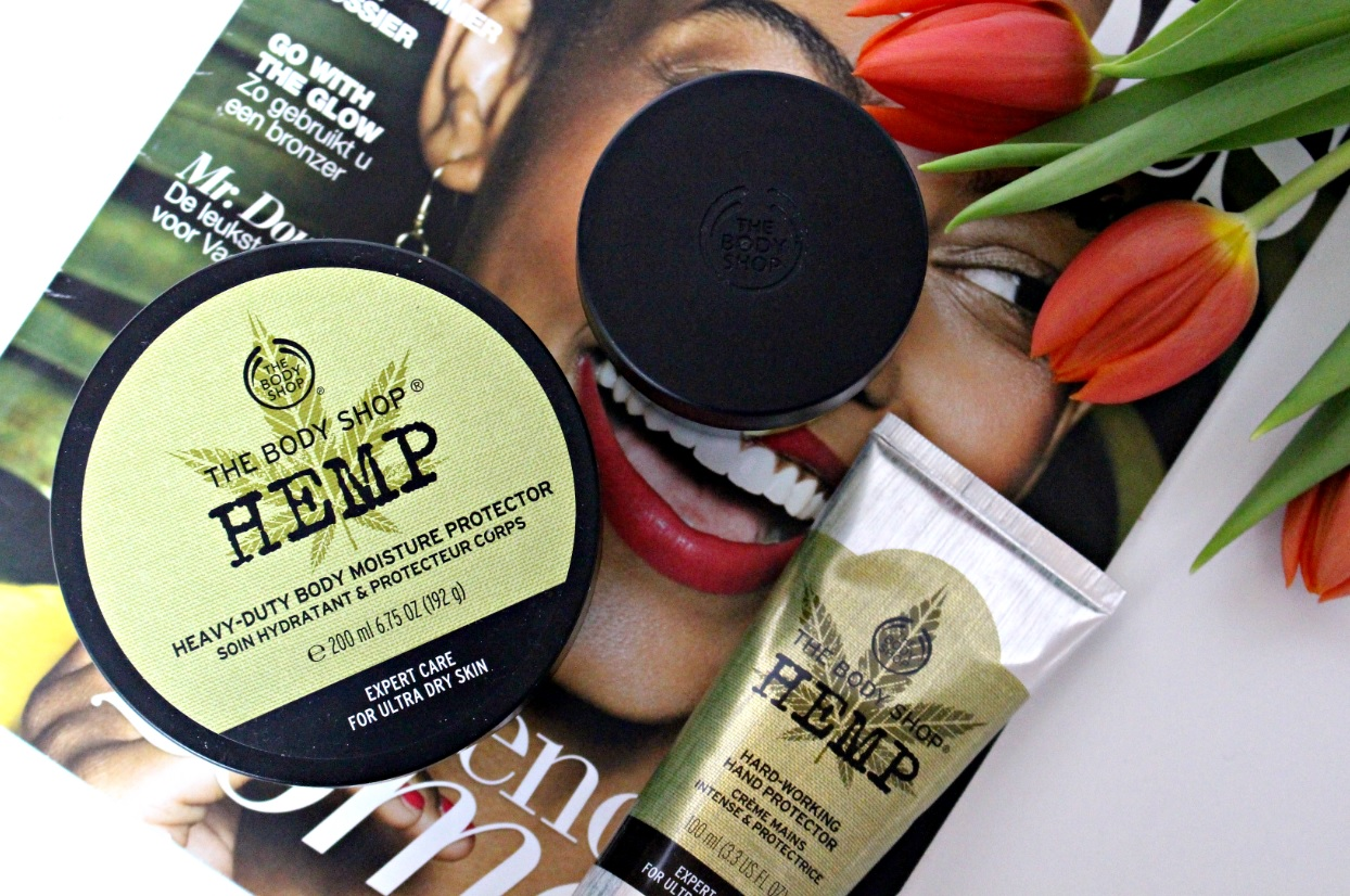 The Body Shop hemp