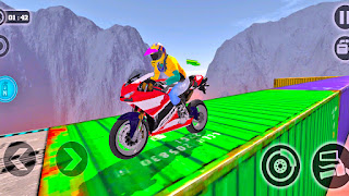 Impossible Motor Bikes Tracks Racing