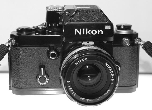 Nikon F2 Photomic (1971-1977)