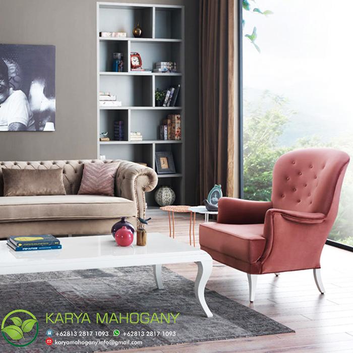 Jual Sofa Chesterfield Jakarta | Sofa Ruang Tamu