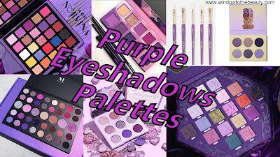 violet Palettes 2020