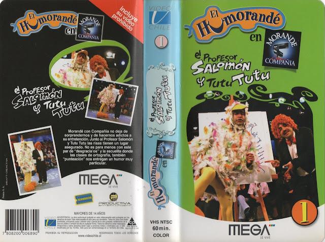 """Video: """"El Profesor Salomón y Tutu Tutu"""" (2003)"""