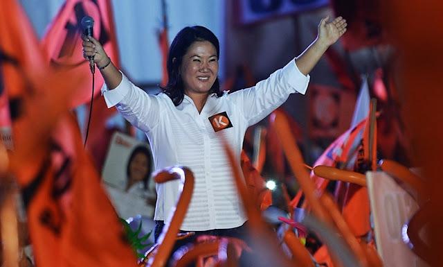Minera Volcan aportó US$ 260 mil a la campaña de Keiko Fujimori