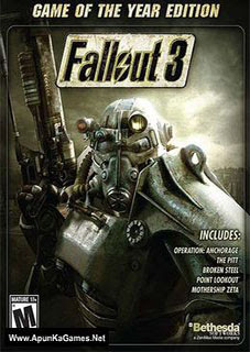 Fallout 3 Game of the Year Edition PC download