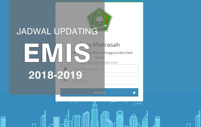 updating emis 2018-2019