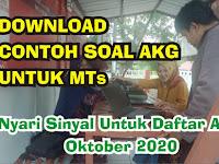 Download Contoh Soal AKG Kemenag 2020 untuk Guru MTs Lengkap dengan Pembahasannya