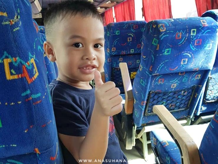 Kembara Thailand : Kuala Lumpur - Dannok - Prachuap Kiri Khan