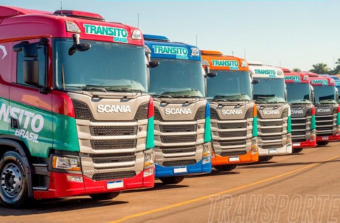 Transito Brasil abre vagas para motoristas de carreta e rodotrem